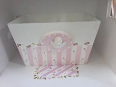 pañalera y caja organizadora para bebes