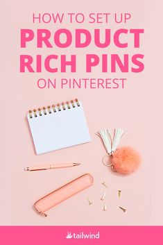 Product Rich Pins take an ordinary Pin and make it actionable. Pinners can see that this image it is more than inspiration – they can actually purchase this item and use it themselves!Rich Pins are Pins with extra i pinteresttips nformation added to the Pin itself. For products, this information could include the price, availability, description, and where to purchase. This information comes directly from your website's product listing. Here's how to set them up! #pinteresttips Instagram Schedule, Instagram Tips, Thing 1, Pinterest Pin, Pinterest For Business, Pinterest Marketing, Social Media Tips, Tricks, How To Make Money