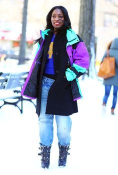 Caroline Issa Smiles | Street Fashion | Street Peeper | Global Street Fashion and Street Style