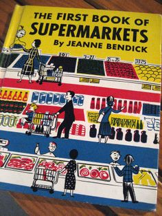 The First Book of Supermarkets