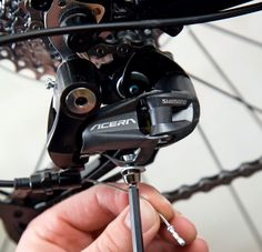 how to adjust your gears