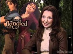 Donna Murphy on Tangled, Mother Gothel, and Disney!
