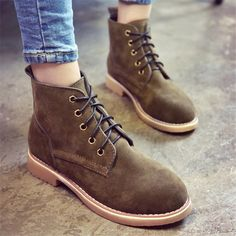 >>>Smart Deals forBrand Fashion Women Ankle Boots Flat Heels Lace up Casual Shoes Woman Oxfords Black Green Brown Autumn Suede BootsBrand Fashion Women Ankle Boots Flat Heels Lace up Casual Shoes Woman Oxfords Black Green Brown Autumn Suede BootsThe majority of the consumer reviews...Cleck Hot Deals >>> http://id149738250.cloudns.hopto.me/32721936740.html images