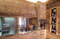 Casa Kitchen - Arte Rovere Antico