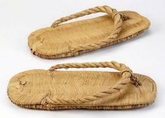 Traditional Japanese footwear