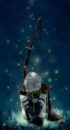 Browse more than 56 Touken Ranbu pictures which was collected by Phùng Tâm, and make your own Anime album. Sad Anime, Me Me Me Anime, Manga Anime, Anime Art, Anime Sword, Barakamon, Otaku, Bishounen, Manga Boy