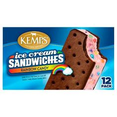 Blue Bunny Premium Birthday Party Ice Cream Sandwiches 425 fl oz