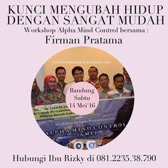 Workshop AMC Reguler Bandung Sabtu, 14 Mei 2016