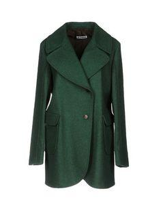 JIL SANDER Coat. #jilsander #cloth #dress #top #skirt #pant #coat #jacket #jecket #beachwear #