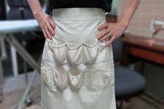 How to make a custom egg gathering apron