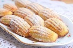 """Delicious homemade cookies """"Madeleine"""" in 15 minutes Many housewives are going to buy a variety of cookies in the shops. Hungarian Recipes, Russian Recipes, Russian Desserts, Good Food, Yummy Food, Sweet Pastries, Homemade Cookies, Homemade Biscuits, No Bake Cookies"""