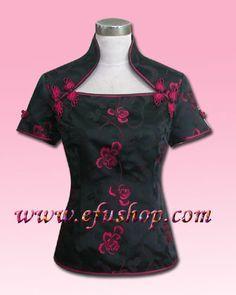 Chinese Clothes CCB38 - Custom-made Cheongsam,Chinese clothes, Qipao, Chinese Dresses, chinese clothing,EFU Tailor Shop
