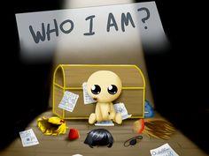 [Binding of Isaac] Who am I? by Didu--Kyu-Chan