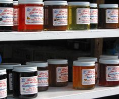 Wellfleet...that homemade jam is wonderful!