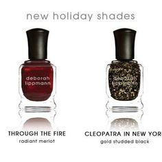 Nagellaknieuwtjes - feestdagen 2012 - NARS, OPI, Essie, Chanel & Dior - Beautyscene