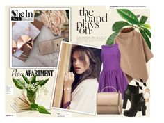 Shein contest by jasmina-fazlic on Polyvore featuring Steve Madden, Givenchy and Kate Spade