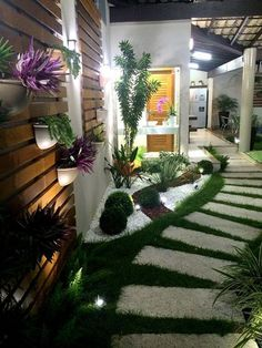 Before you invest in anything landscape lighting, ask yourself what your goals are for wanting illumination in your yard. | #landscape_lighting #pathway_lighting #backyard_lighting #yardlayout #gardendesign #gardenlayout #garden_lighting
