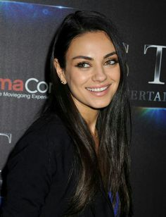 Mila Kunis - State of the Industry Past Present and Future' Presentation at CinemaCon 2016 in Las Vegas Mila Kunis Makeup, Mila Kunis Hair, Mila Kunis Style, Mila Kunis 2016, Kendall, Non Blondes, Celebrity Hairstyles, Woman Crush, Beautiful Celebrities