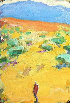 Tuomo Saali, Vanderer of Light, oil on canvas 2007 Finland North Europe, Mellow Yellow, New Artists, Vincent Van Gogh, Finland, Discovery, Oil On Canvas, Contemporary Art, Paintings