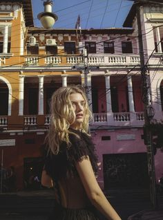Vogue Australia | September 2016, Lily Donaldson #Vogue #Magazine #Editorial #Fashion #Style #LilyDonaldson