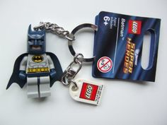 Amazon.com: LEGO Batman Key Chain: 2012 Design: Toys & Games