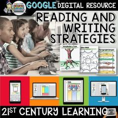 READING AND WRITING PAPERLESS ACTIVITIES DIGITAL NOTEBOOK