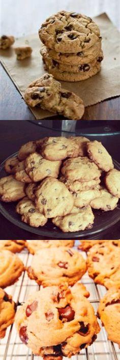 Award Winning Soft Chocolate Chip Cookies Dessert Recipes - chips, chocolate, cookies, dessert, recipes