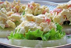 Ananásový šalát | mňamky-recepty.sk |na každý deň