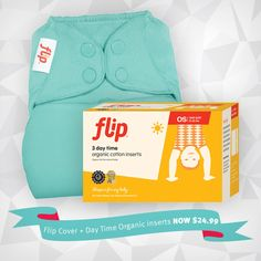 I need one in countess for my little princess Flip 1 Cover + Organic Day Time 3-Pack - Specials! - Cotton Babies Cloth Diaper Store
