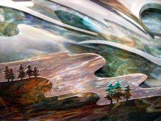 Richard Bond - Glass Artist