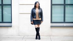 How to Style Leggings/Tights