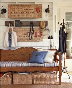 great bench and accessories
