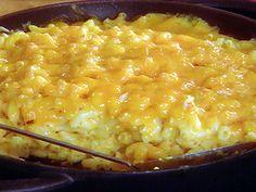 The Lady's Cheesy Mac Recipe : Paula Deen : Food Network