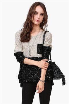 Marjorie Knit Sweater in Taupe