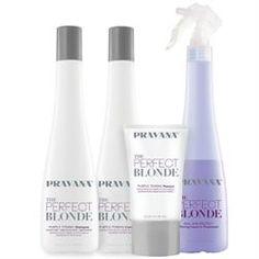 NEW Redesigned Pravana Perfect Blonde System.