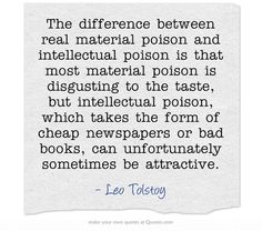 charming life pattern: tolstoy - quote