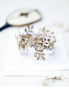 beautiful leaves ring  #jewels#jewelry#jewellery#white#delicate#nature and culture