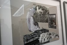 """""""Following the modern genealogy""""  Kader Attia at Krinzinger Gallery #FriezeLondon2015 #Frieze #FriezeArtFair #London #FeriaArte #ArtFair #ArteContemporáneo #ContemporariArt #Art #Arte #Arterecord 2015 https://twitter.com/arterecord"""