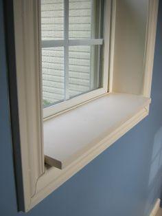 DIY Framed Window