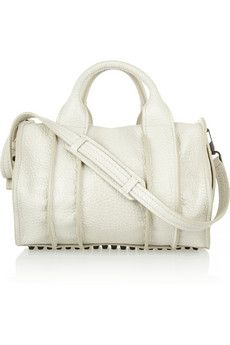 Alexander Wang The Rocco Inside Out textured-leather tote | THE OUTNET