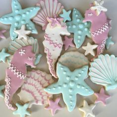 Hey, I found this really awesome Etsy listing at https://www.etsy.com/listing/290208333/assorted-sea-life-decorated-sugar