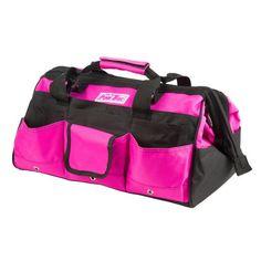 16-Inch Multi-Purpose Tool Bag, #pink https://www.amazon.com/dp/B002DAGH66/ref=cm_sw_r_pi_dp_x_9B3SxbE5ZAM2Y