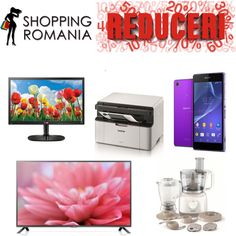 Romania, Shopping