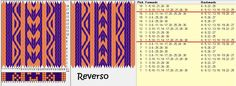 30 cards, 2 colors, repeats every 8 rows, sed_1098, GTT༺֍