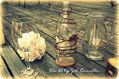 Vintage Bottle Dress Up