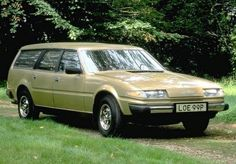 Classic Motors, Classic Cars, Shooting Break, Car Rover, Rover P6, Station Wagon Cars, Austin Cars, Automobile, Grand Luxe