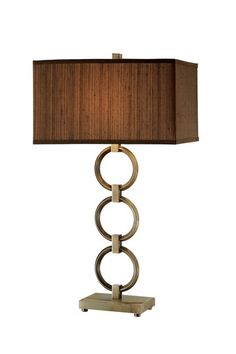 Love this Glamour House Furniture lamp. Maybe for a buffet?