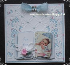 BIBLE BOOK EMBELLISHMENT - Tiny's Kaarten