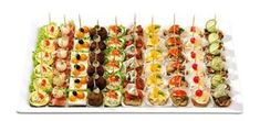 Pin on fingerfood, snacks und co. Pin on fingerfood, snacks und co. Party Finger Foods, Snacks Für Party, Appetizers For Party, Appetizer Recipes, Snack Recipes, Tapas, Healthy Chicken Dinner, Party Buffet, Creative Food