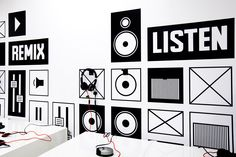 Wired Store – Exhibition Design